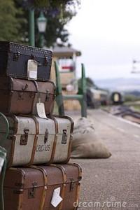 Bridal baggage